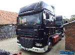 DAF105XF LHD 4x2 for Sale