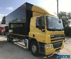 DAF CF65 250 Boxvan for Sale