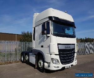 2017 Daf XF 460 Superspace for Sale