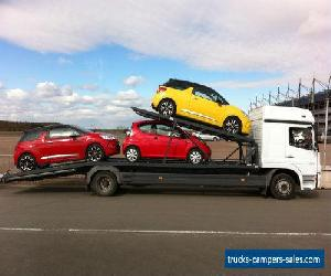 Double Deck Car Transporter Recovery Body Only  for Sale