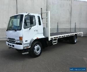 2007 MITSUBISHI FUSO FIGHTER FM600 TRAY TRUCK for Sale
