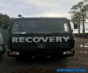 1994 1114 Mercedes 11tonne recovery truck for Sale
