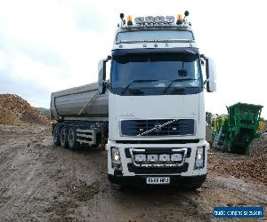 Volvo FH 480 plus Steel Kel-Berg tipping trailer for Sale