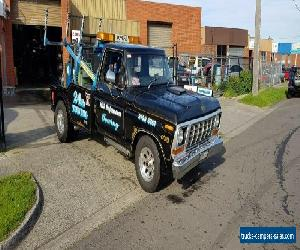 1975 F350 Hook Tow Truck for Sale