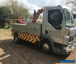 DAF Recovery Truck for Sale