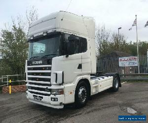 Scania 470 Manual Top Liner 4x2 Tractor Unit Air Suspension Double Bunk Sleeper for Sale