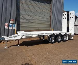NEW 2019 FWR Tri Axle Tag Trailer - EBS **FREE FREIGHT TO SYD & MELB** for Sale