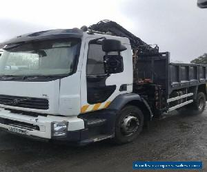 Volvo FL240 18t Grab Lorry 2007 for Sale