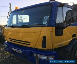 18 ton flatbed lorry iveco  for Sale