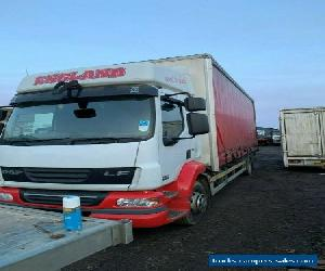 daf curtain sider for Sale