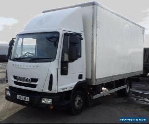 2013. 63 Iveco Eurocargo 75e16 7.5Ton 20 feet BOX 12  months MOT for Sale