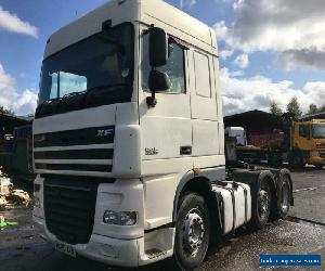 2010 (60) DAF 105.460 6x2 Tractor Unit ( REDUCED ) for Sale