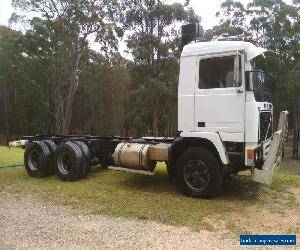 VOLVO F10 CAB CHASSIS for Sale