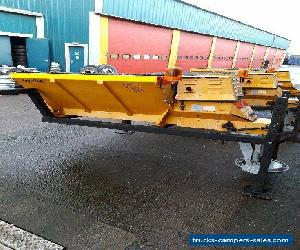 EPOKE IGLOO S2300 engine driven gritter spreader (1 left) (fits in pickup)  for Sale