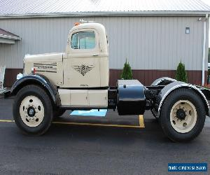 1952 WHITE WC22 PLT -- for Sale
