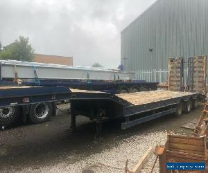 Dennison Low Loader 44t for Sale