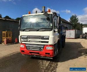 2009 Daf 75 310 6 X 4 Tipper With Grab Crane ( REDUCED ) for Sale
