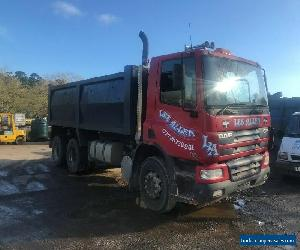 Daf CF 75 Tipper for Sale