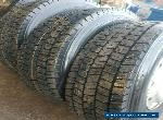 new 315 70 22.5 tyres and wheel for Sale