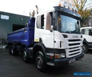 2011 Scania P400 8x4 Tipper for Sale