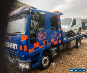 2005 Iveco Eurocargo ML100E18D 10T Recovery Lorry Tilt & Slide with Spec Lift for Sale