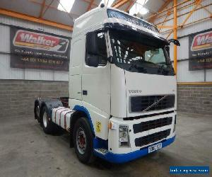 VOLVO FH GLOBETROTTER 6 X 2 TAG AXLE TRACTOR UNIT for Sale