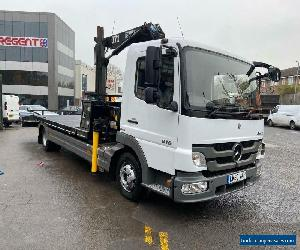 Mercedes-Benz Atego 2014 / 63 euro 5 hiab 7.5 ton  for Sale