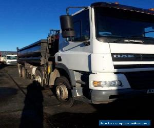 Daf 8x4 Tipper Grab 2006 for Sale