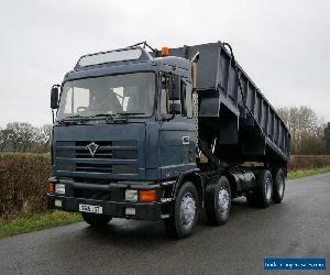 FODEN 4380 8 X 4 Steel Body Tipper for Sale