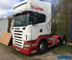 Scania r470 6x2  for Sale