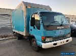Isuzu NPR200 Pantech 508,556km 5Sp Manual Turbo Diesel 4.5T Truck w Tailgate for Sale