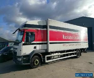 2015/65 DAF LF45 (180) 14 TONNE HIGH ROOF DOUBLE SLEEPER WITH TUCK UNDER LIFT  for Sale