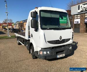 Renault midlum 2013 tilt and slide for Sale