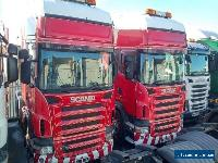 SCANIA R480 Topline MANUAL for Sale