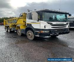 SCANIA 8x4 Charlton steelbody tipper 63 reg  for Sale