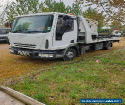 Iveco 7.5t recovery tilt and slide for Sale