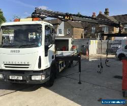 Iveco Eurocargo Street lifter  for Sale