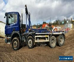 Scania Hook Loader P400 for Sale