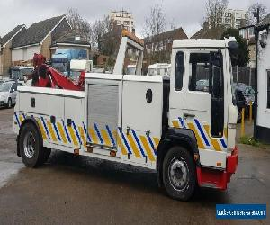 VOLVO MEDIUM UNDERLIFT RECOVERY TRUCK for Sale