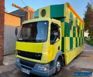 DAF Mobile Hospital Treatment Centre Ambulance Truck for Sale