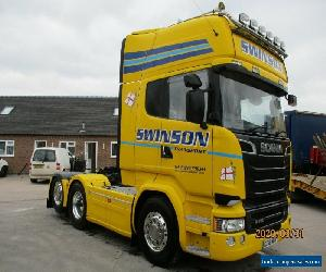 SCANIA R730 TOPLINER GRIFFIN EXTRA for Sale