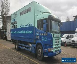 SCANIA, P Cab 4 Series 2002 for Sale