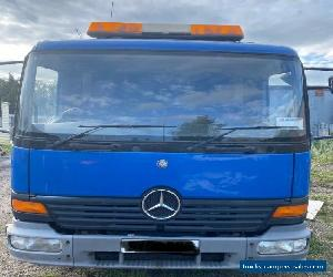 MERCEDES FLAT LORRY HGV 54 Plate for Sale