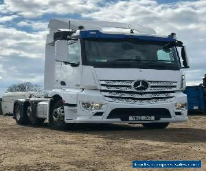 Mercedes Actros 2545 4x2 2012 for Sale