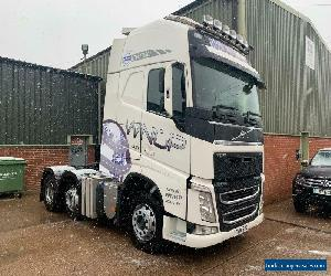 Volvo FH 500 GT XL Globetrotter, 2014 6x2 Midlift Tractor unit for Sale