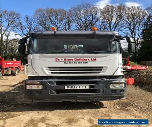Iveco  Hook loader 6x2 26ton  for Sale
