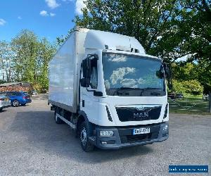 MAN TGL 7.150 6 SPEED MANUAL GEARBOX WITH UNDERSLUNG TAIL LIFT for Sale