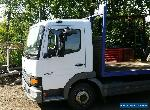 Atego 815 Flat bed Lorry for Sale