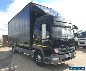"Mercedes-Benz Atego 1324, 2013, 26ft 8"" Curtainsider, 4x2,Main Dealer Maintained for Sale"