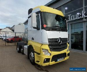 2014 14 MERCEDES BENZ ACTROS 2445 LS STREAM SPACE PTO PREPARED EXC COND for Sale